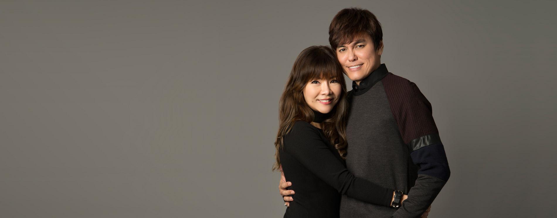 Pastor Prince and Wendy Prince