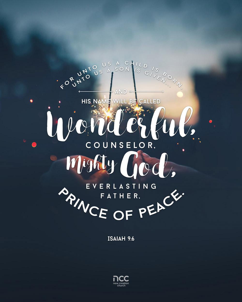 12_Dec Gottes Versprechen – Bibelverse zur Ermutigung | New Creation TV